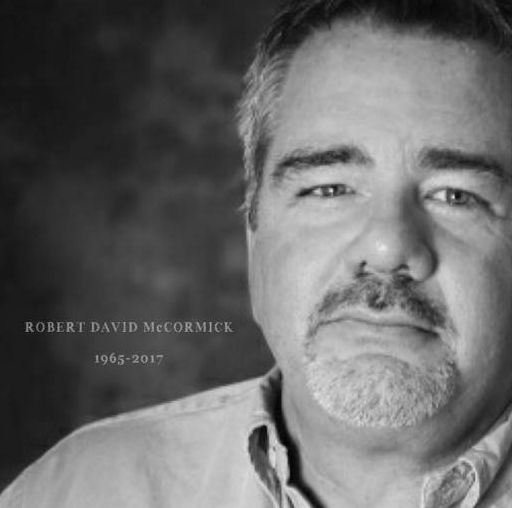 Obituary image of Robert David McCormick