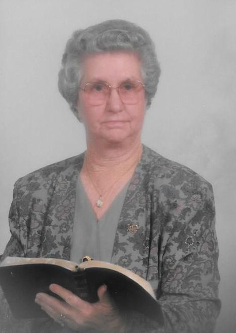 Obituary image of Sarah Margaret Ward Boutwell