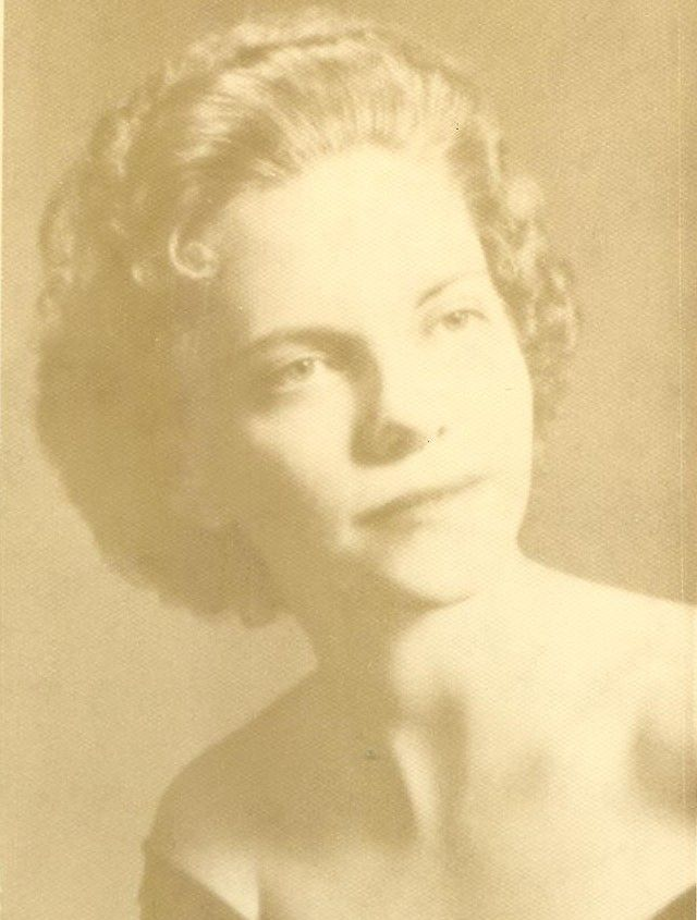Obituary image of Mary Powell Enfinger