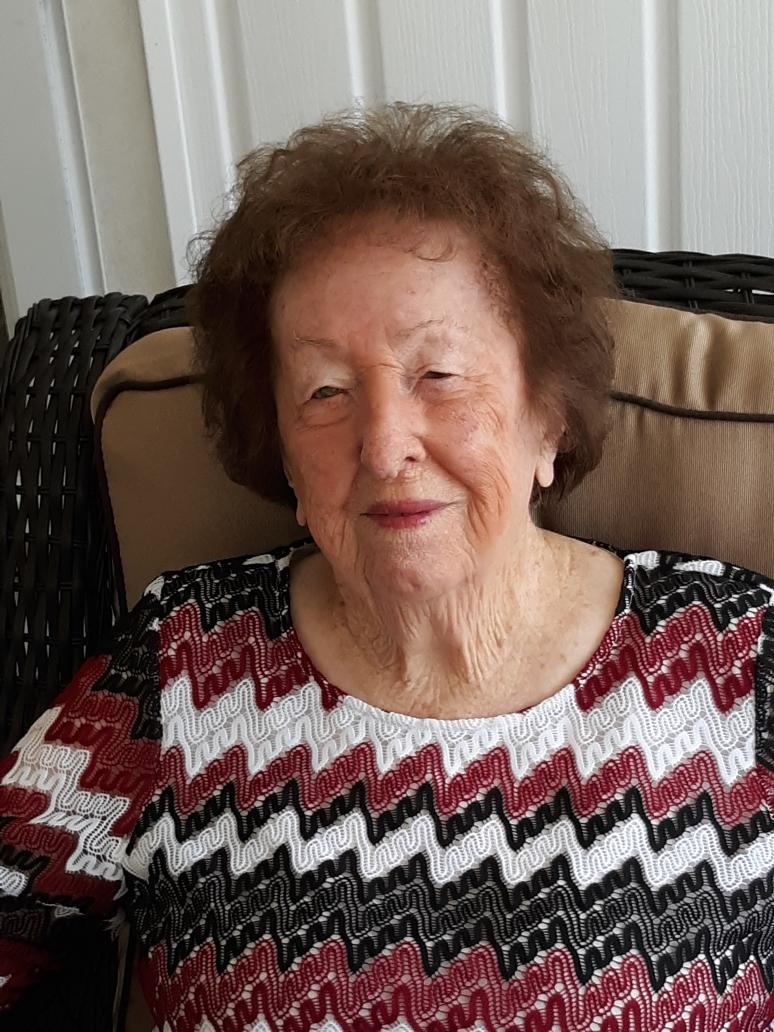 Obituary image of Opal Frances Spikes