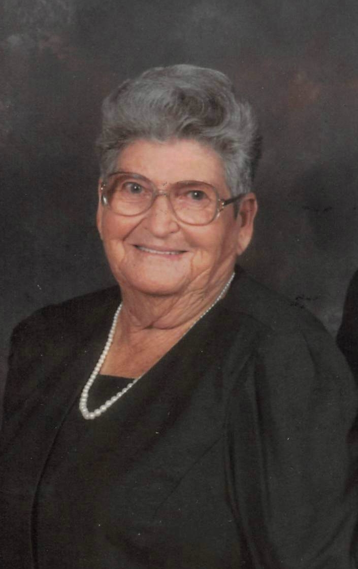Obituary image of Juanita Dunn Tew