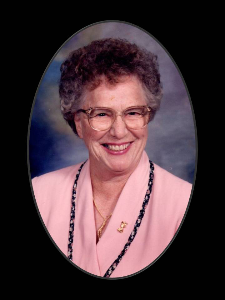 Obituary image of Helen Newman Eflein