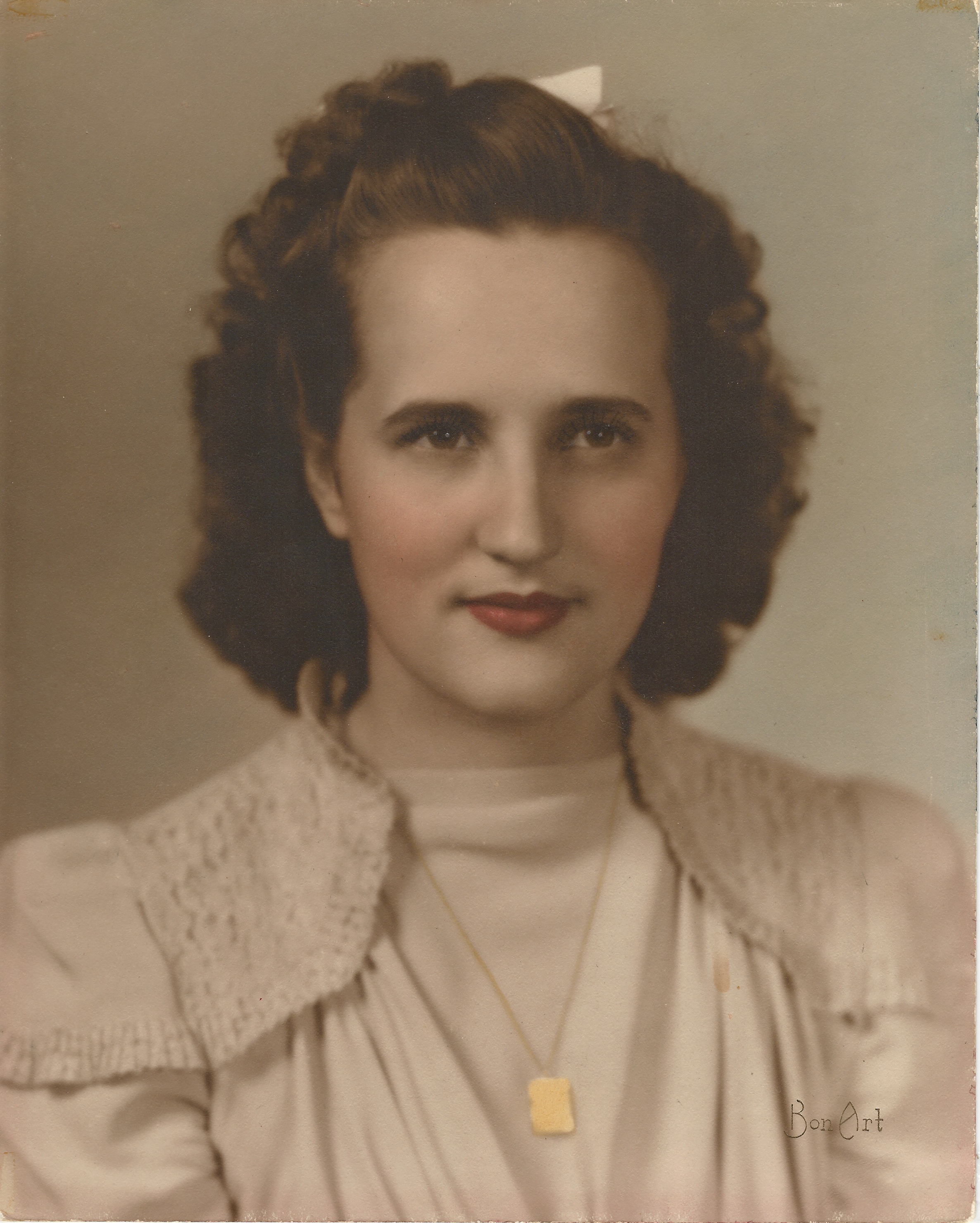 Obituary image of Jeanette Marjorie Palmer Wills