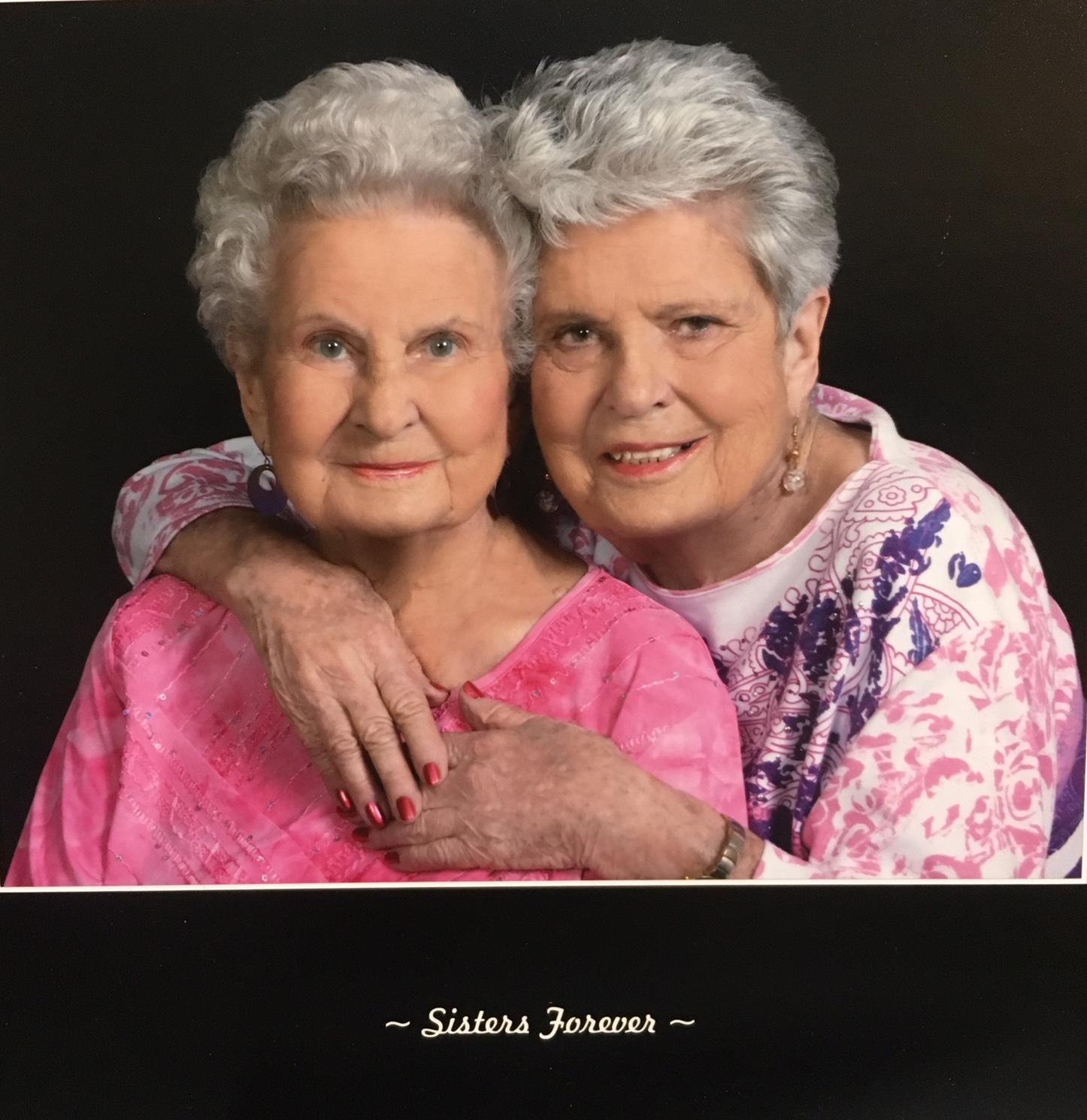 Obituary image of  Mrs. Myra Nell Jerkins & Mrs. Betty Dean McDonald Sisters Forever!